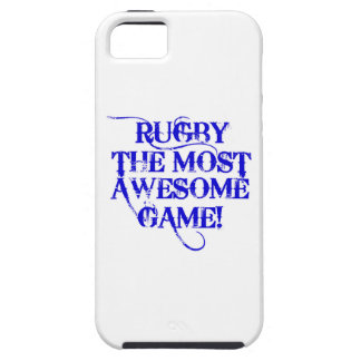 rugby the most awesome game! case for the iPhone 5