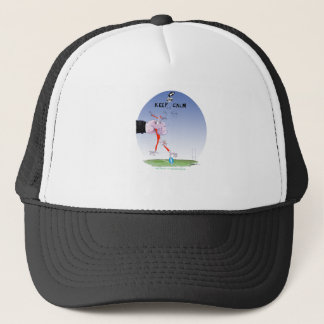 rugby tumble, tony fernandes trucker hat