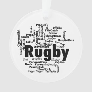 Rugby Word Cloud