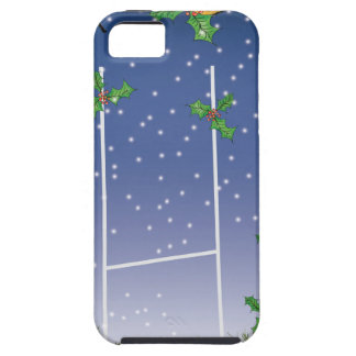 rugby xmas iPhone 5 cases
