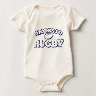 RUGBYSWEATER BABY BODYSUIT