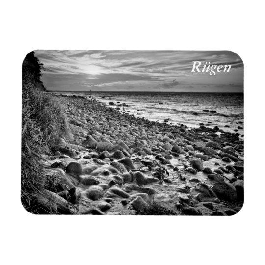 Rügen Rectangular Photo Magnet