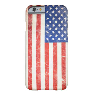 Rugged American Barely There iPhone 6 Case