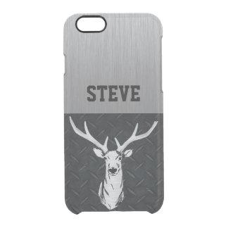 Rugged Big Buck Name Deer Hunting Phone Case