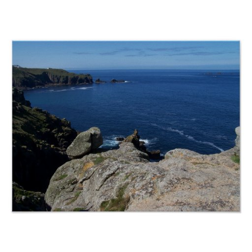Rugged Coast Posters