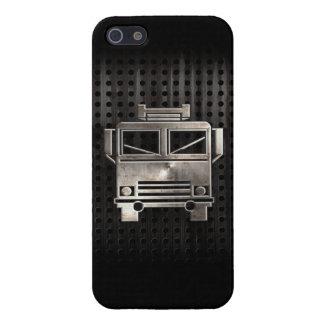 Rugged Fire Truck iPhone 5/5S Case