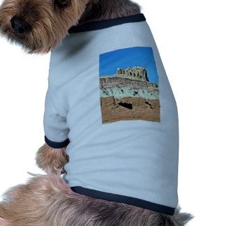 Rugged Heights - Capital Reef National Park Dog T Shirt