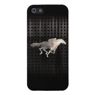 Rugged Horse Racing iPhone 5 Covers