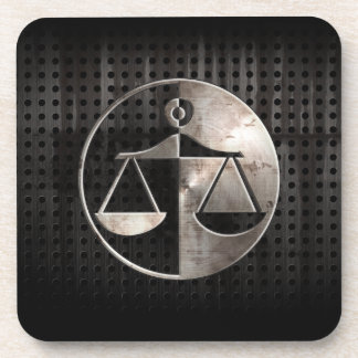 Rugged Justice Scales Coaster