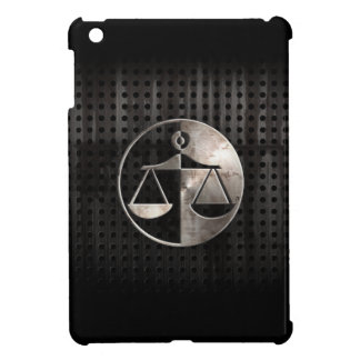 Rugged Justice Scales iPad Mini Case