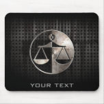 Rugged Justice Scales Mousemats