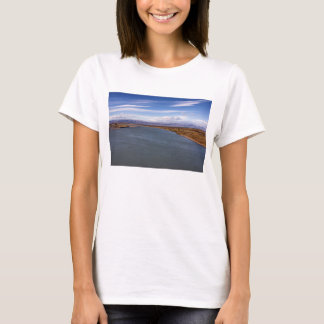 Rugged Landscape Alongside Patagonian Andes T-Shirt