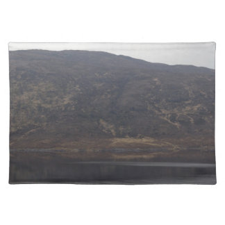 Rugged loch in the Scottish Highlands Placemat