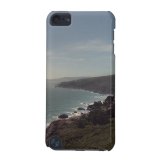 Rugged Mountains with Rocky Ocean Beach Shoreline iPod Touch 5G Covers
