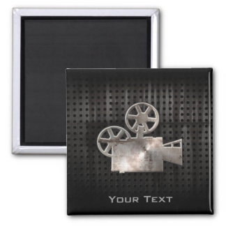 Rugged Movie Camera Magnet