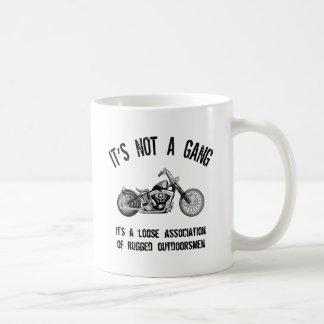 Rugged Outdoorsmen Coffee Mug