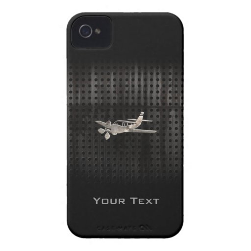 Rugged Plane iPhone 4 Cover
