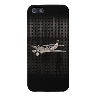 Rugged Plane iPhone 5 Case