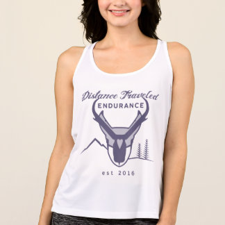 Rugged Pronghorn Women's Performance Tank