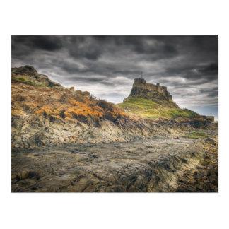 Rugged Shoreline Postcard