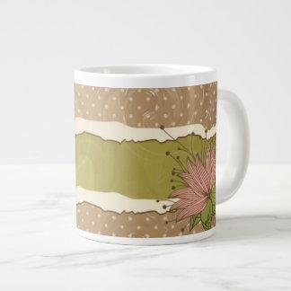 Rugged Style Jumbo Mug