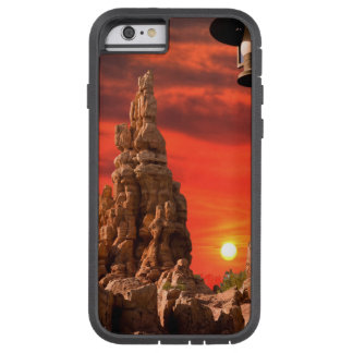Rugged Sunset Tough Xtreme iPhone 6 Case