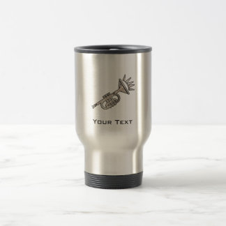 Rugged Trumpet Travel Mug
