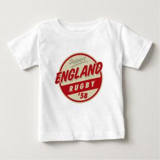 Ruggershirts England Rugby Baby T-Shirt