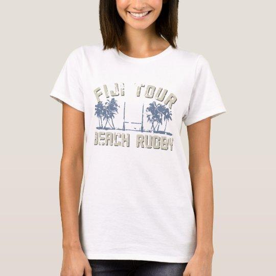 Ruggershirts Fiji Beach Rugby T-Shirt