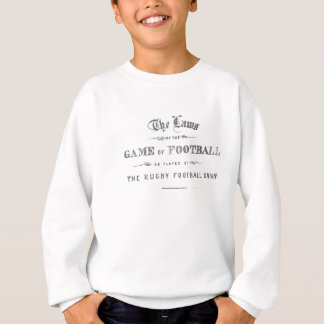 Ruggershirts Laws of Rugby Sweatshirt