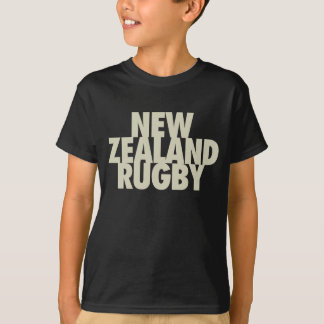 Ruggershirts New Zealand Rugby T-Shirt