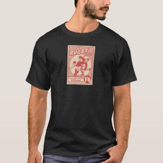 Ruggershirts Retro Magazine Cover T-Shirt