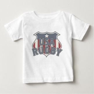 Ruggershirts USA Rugby Baby T-Shirt