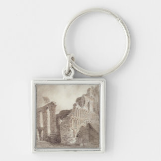 Ruin of St. Botolph's Priory, Colchester, c.1809 ( Keychains