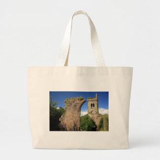 Ruine2 Canvas Bags