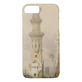 Ruined Mosques in the Desert, west of the Citadel, iPhone 8/7 Case