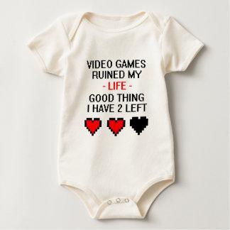 Ruined My Life, Style 2 Baby Bodysuit