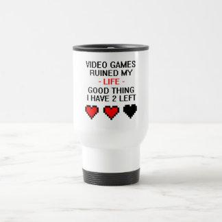 Ruined My Life Style 2 Coffee Mugs