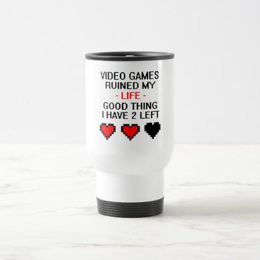 Ruined My Life, Style 2 Coffee Mugs
