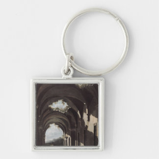 Ruins in a Landscape c 1646-47 Key Chains