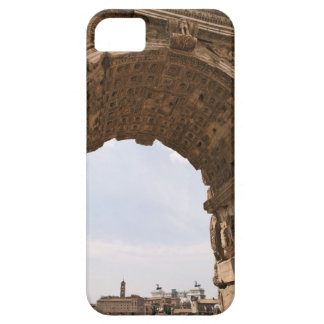 Ruins in Rome, Italy iPhone 5 Case