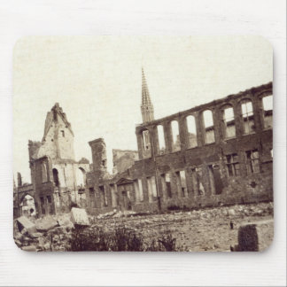 Ruins near the Powder Magazine, Ypres, June 1915 Mouse Mat
