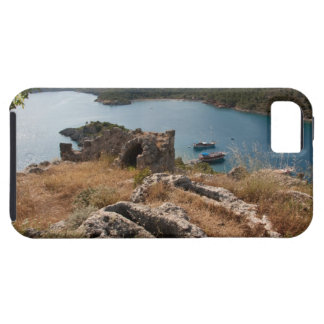 Ruins of ancient burial site on small island iPhone 5 case