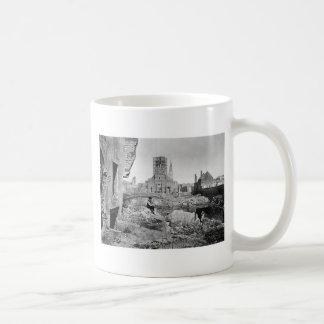 Ruins of Charleston South Carolina 1865 Coffee Mugs