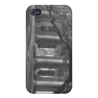 Ruins of Old Sheldon Church phone case Covers For iPhone 4