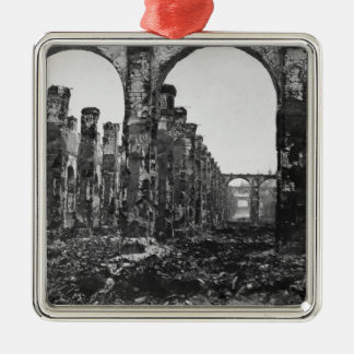 Ruins of the Cour des Comptes 2 Christmas Ornament