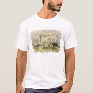 Ruins of the Eastern Portico of the Temple of Baal T-Shirt