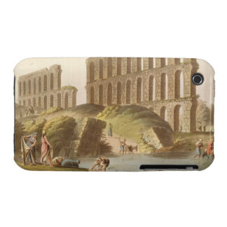 Ruins of the Grand Aqueduct of Ancient Carthage, p iPhone 3 Cases