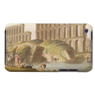 Ruins of the Grand Aqueduct of Ancient Carthage, p iPod Touch Cover