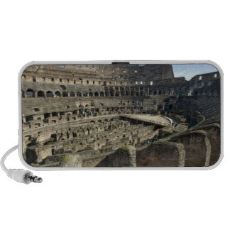 Ruins of the Roman Colosseum, Rome, Italy Mp3 Speakers